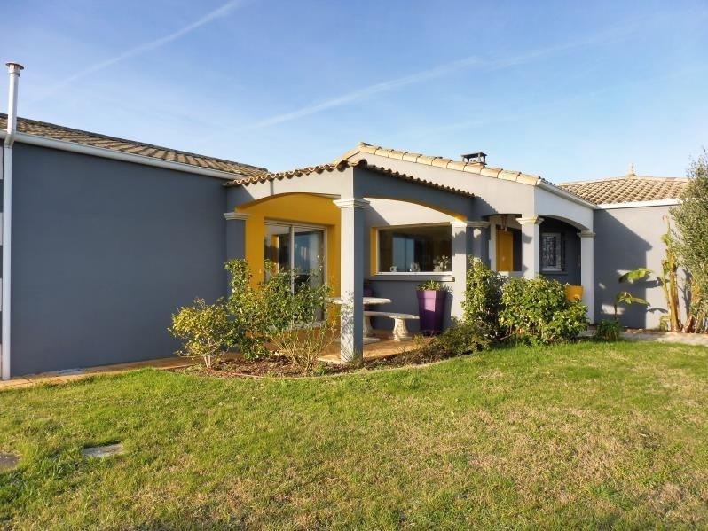 Vente maison / villa Meschers sur gironde 409500€ - Photo 2