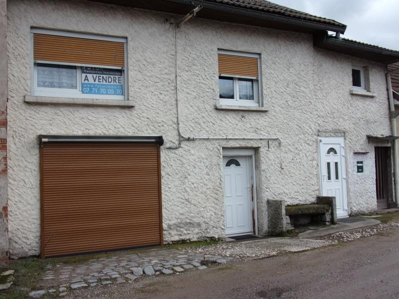Sale house / villa Remiremont 52 000€ - Picture 1