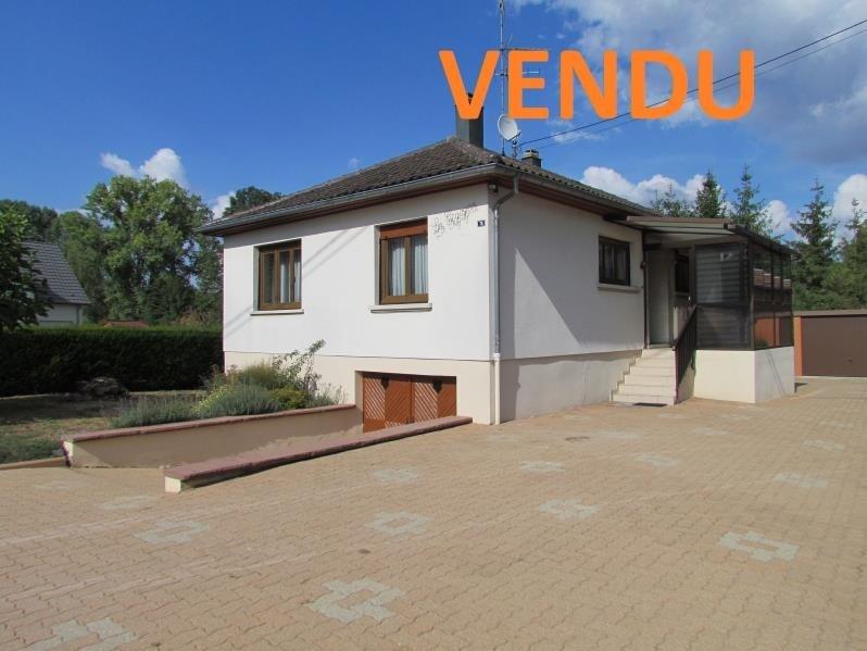Sale house / villa Alteckendorf 220000€ - Picture 1