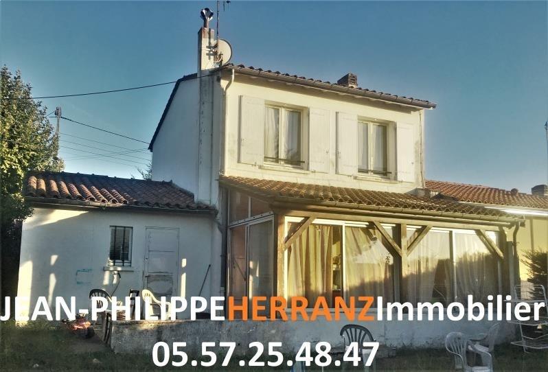 Sale house / villa Libourne 160000€ - Picture 1