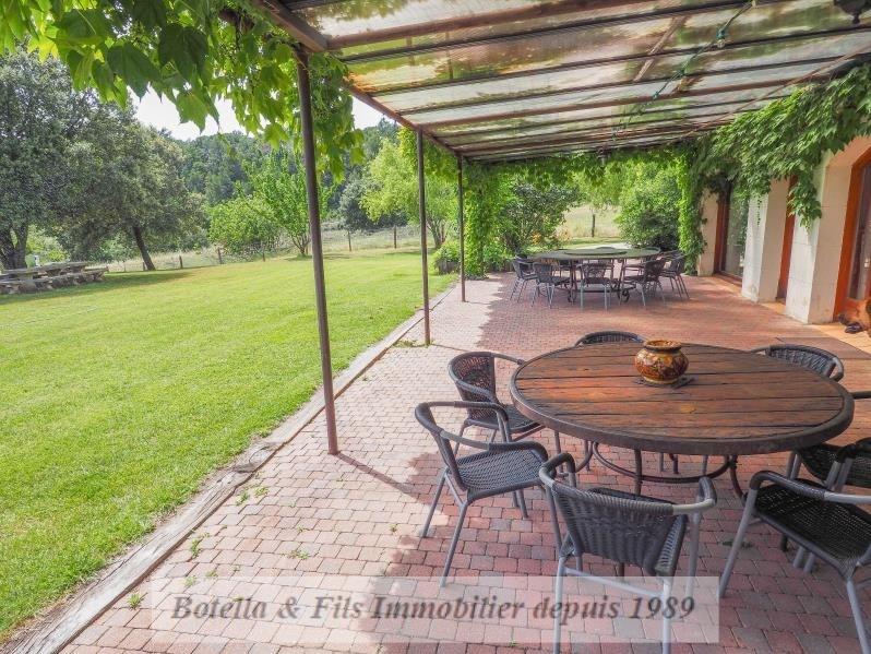 Vente de prestige maison / villa Uzes 845000€ - Photo 12