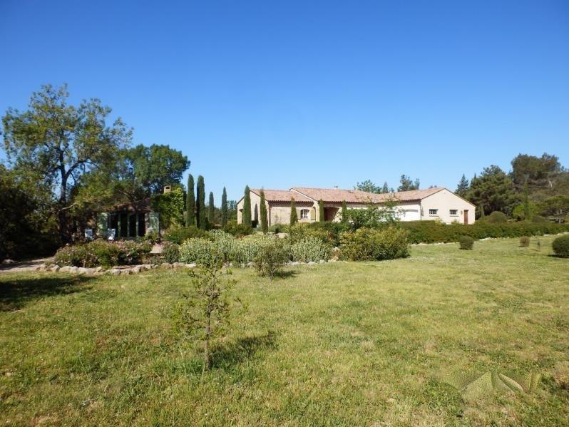 Deluxe sale house / villa Pierrerue 875000€ - Picture 3