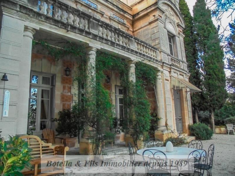 Verkoop van prestige  huis Villeneuve les avignon 1575000€ - Foto 7