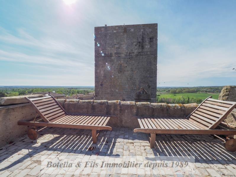 Verkoop van prestige  kasteel Uzes 869000€ - Foto 13