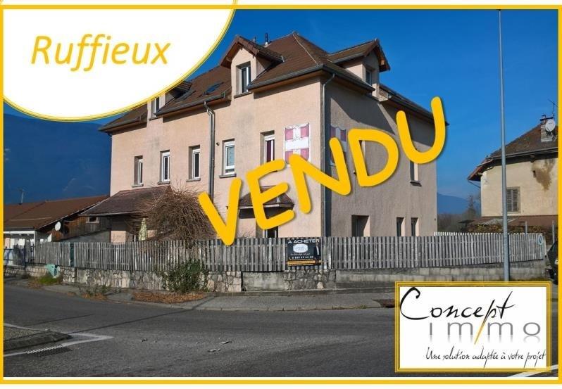 Venta  apartamento Ruffieux 89000€ - Fotografía 1