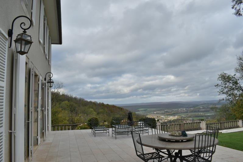 Vente de prestige maison / villa Chatillon le duc 987000€ - Photo 9