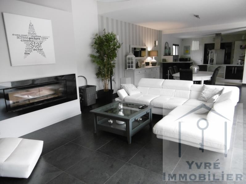 Vente maison / villa Yvre l'eveque 538 720€ - Photo 2
