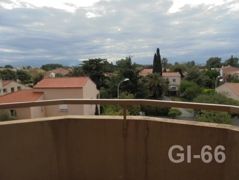 Vente appartement Perpignan 96000€ - Photo 1