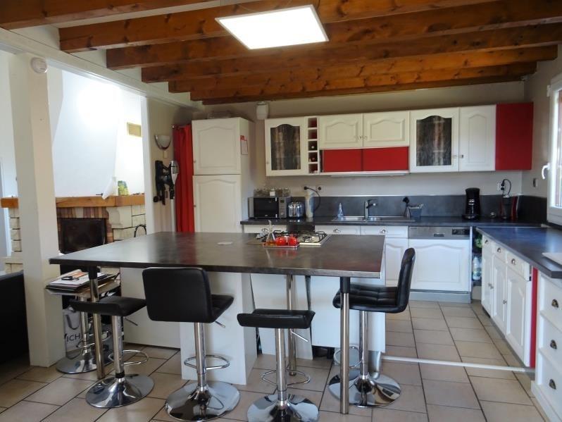 Vente maison / villa St jean de bournay 299000€ - Photo 8
