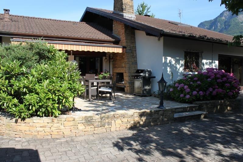 Vente maison / villa Ayze 470000€ - Photo 2
