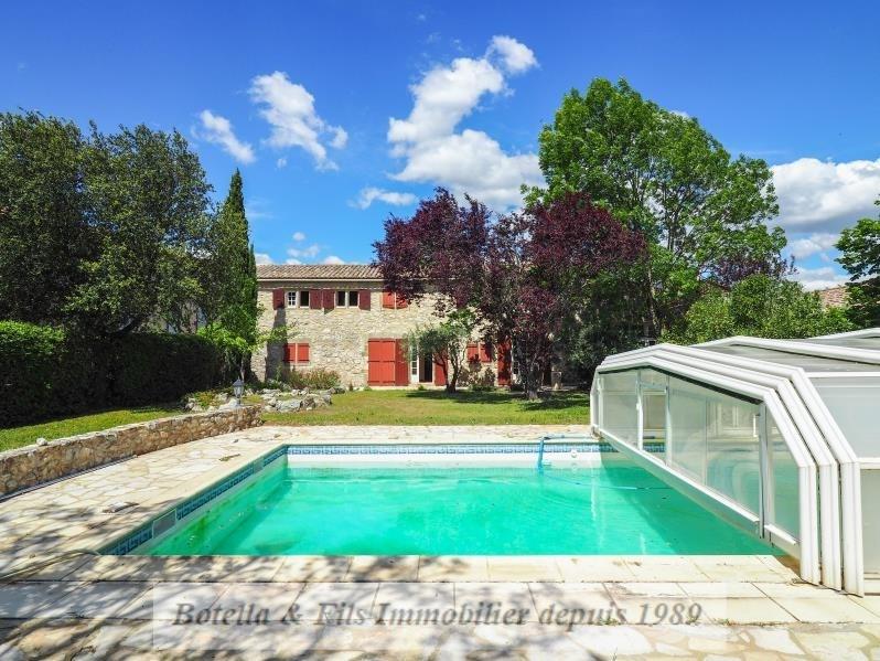 Verkoop van prestige  huis Uzes 688000€ - Foto 2