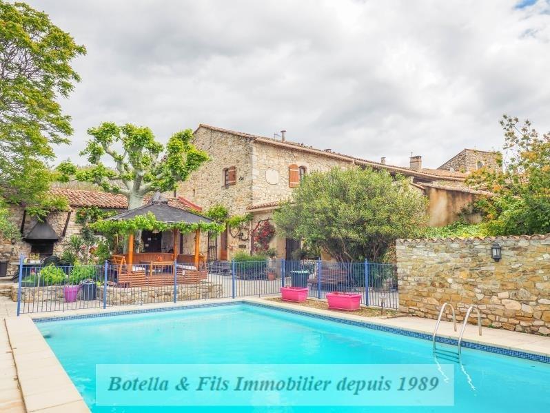 Immobile residenziali di prestigio casa Uzes 1055000€ - Fotografia 2