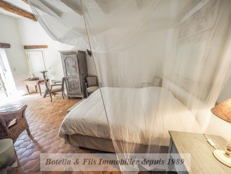 Verkoop van prestige  huis Uzes 849000€ - Foto 11