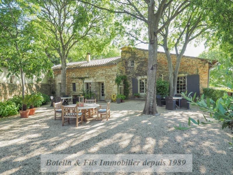 Immobile residenziali di prestigio casa Uzes 1200000€ - Fotografia 12