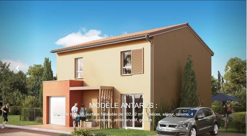 Vente maison / villa Mondonville 276900€ - Photo 3