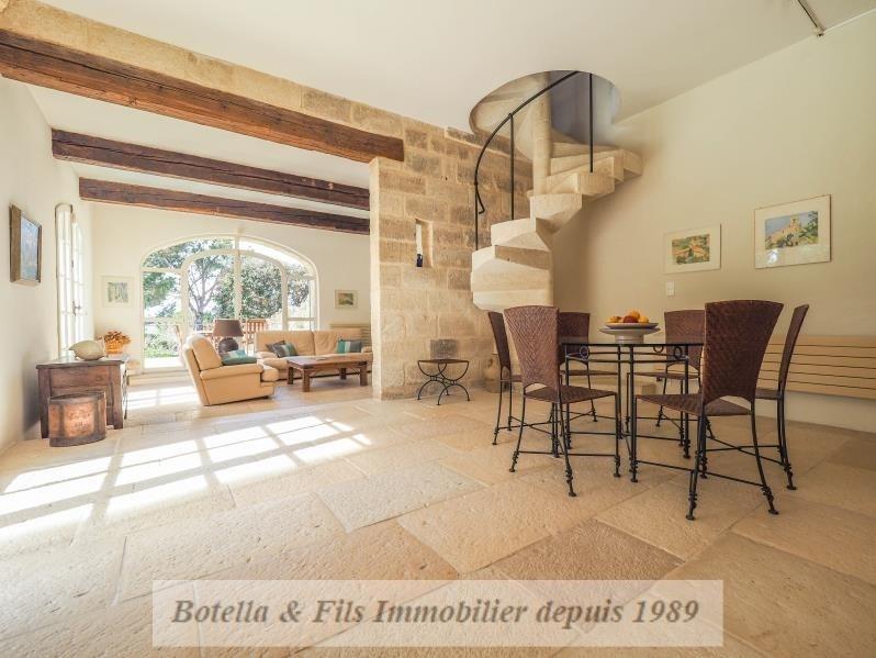 Venta de prestigio  casa Uzes 980000€ - Fotografía 4