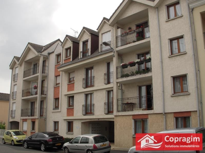 Rental apartment Montereau fault yonne 430€ CC - Picture 1