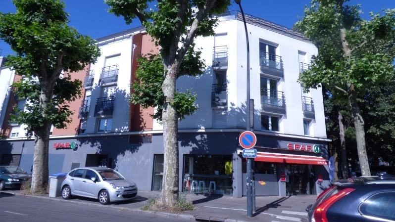 Vente appartement Nantes 107 000€ - Photo 1