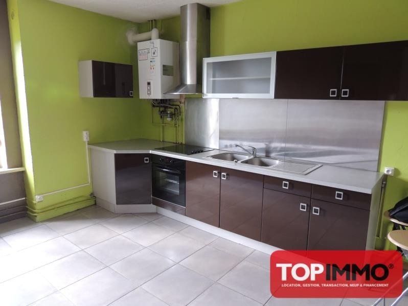 Location appartement Baccarat 450€ CC - Photo 1