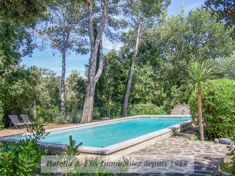 Vente de prestige maison / villa Uzes 598000€ - Photo 1