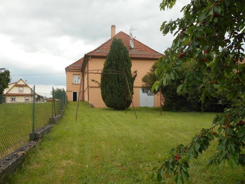 Sale house / villa Lohr 157000€ - Picture 9