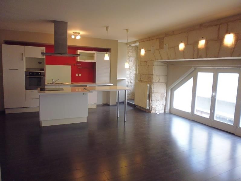 Sale apartment Poitiers 99 700€ - Picture 1
