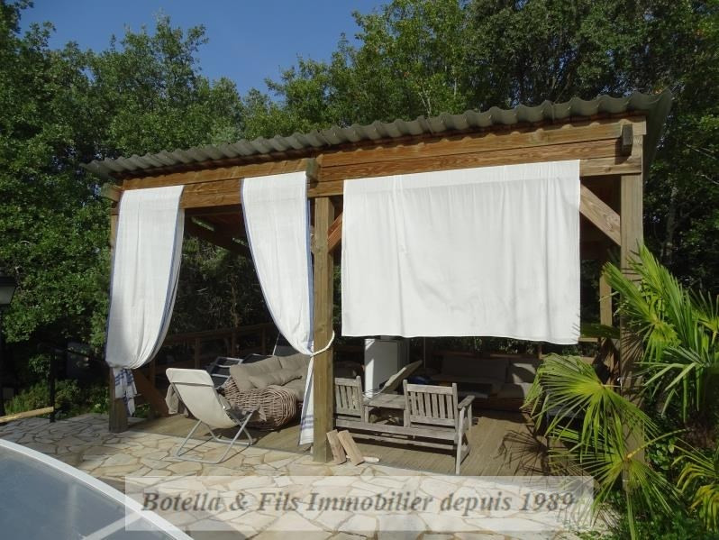 Verkoop  huis Barjac 382000€ - Foto 9