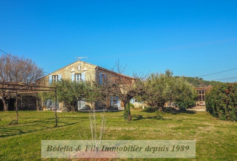 Deluxe sale house / villa Uzes 850000€ - Picture 1