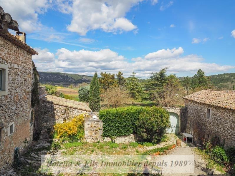 Verkoop van prestige  huis Uzes 533000€ - Foto 2