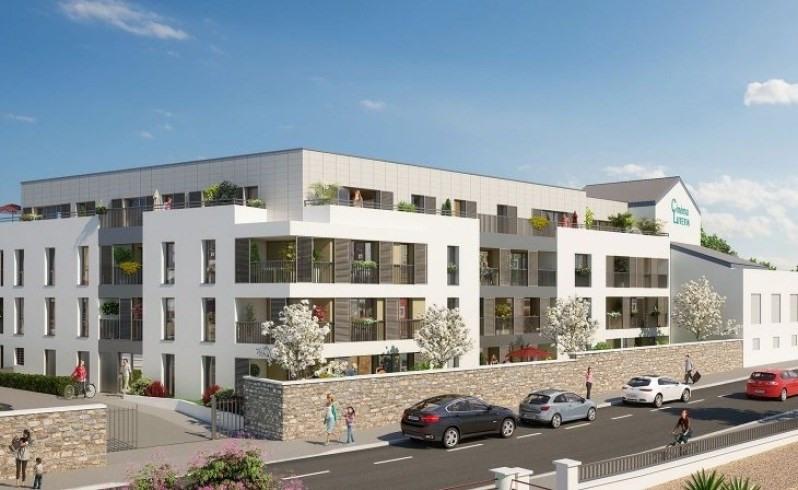 Location appartement Saint-herblain 870€ CC - Photo 1