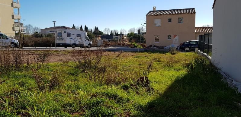 Vente terrain Le luc 94 000€ - Photo 2