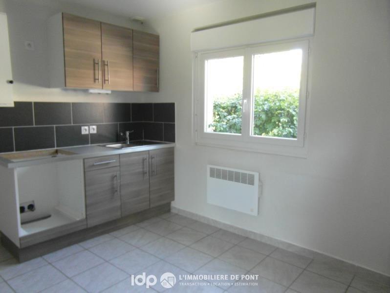 Vente appartement Pont de cheruy 106000€ - Photo 5