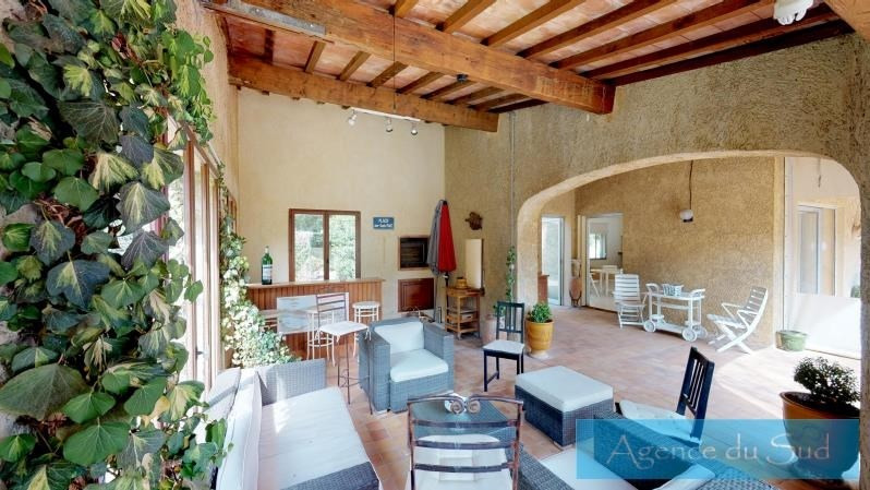 Vente de prestige maison / villa Gemenos 750000€ - Photo 4