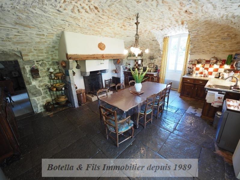Vente de prestige maison / villa Barjac 650000€ - Photo 13