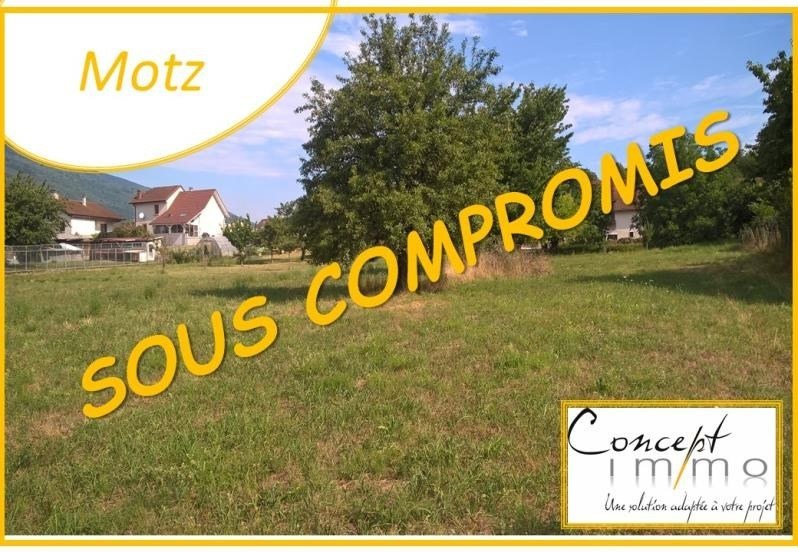 Sale site Motz 84 000€ - Picture 1