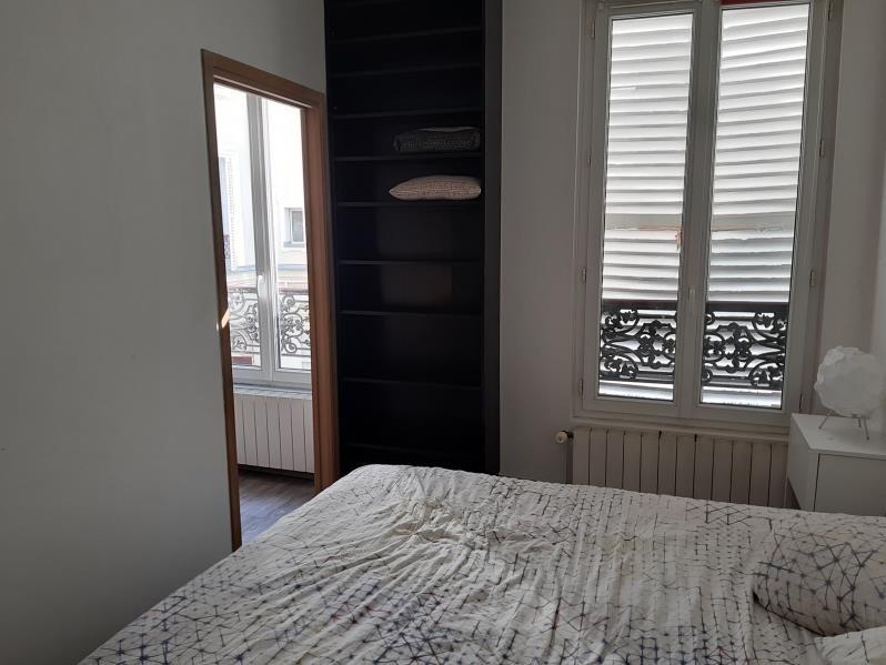 Verhuren  appartement Paris 18ème 1250€ CC - Foto 6