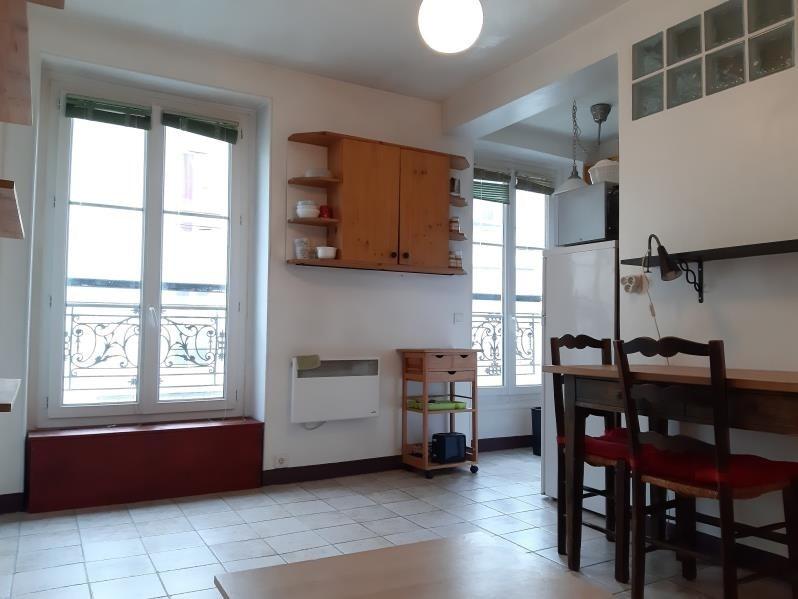 Affitto appartamento Paris 18ème 966€ CC - Fotografia 3