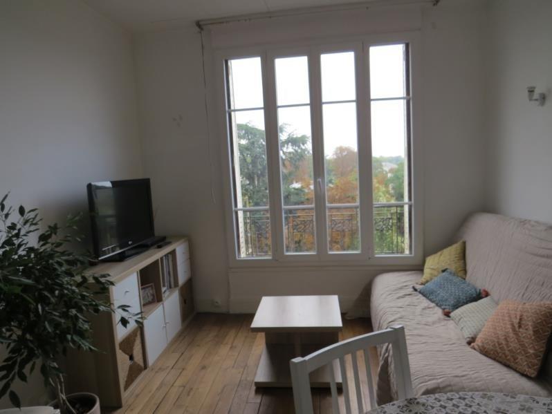 Rental apartment Maisons-laffitte 767€ CC - Picture 2