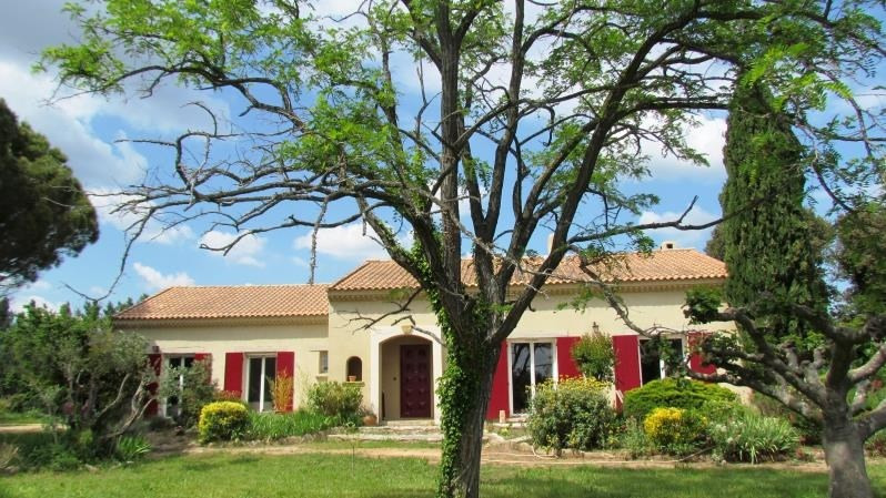 Deluxe sale house / villa Mouries 1 060 000€ - Picture 1