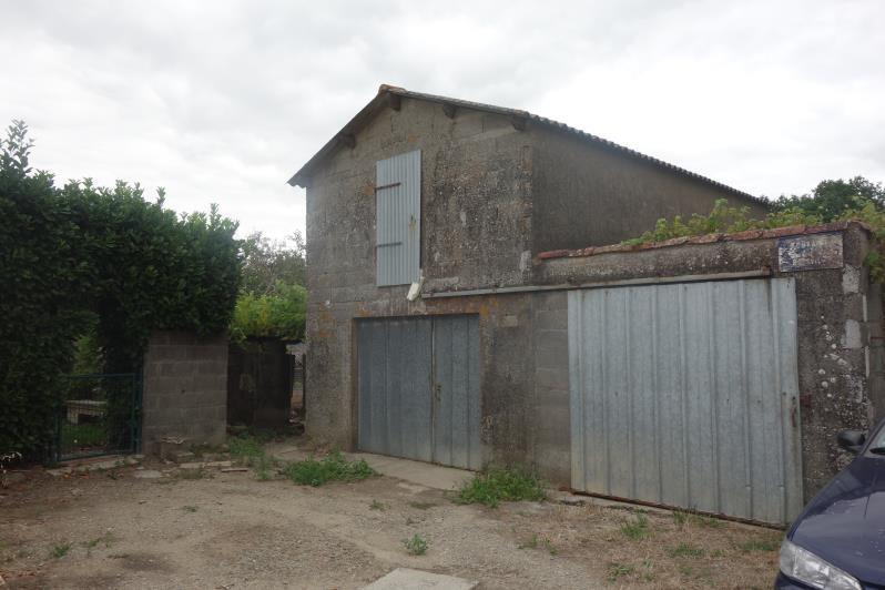 Vente maison / villa Les lucs sur boulogne 88000€ - Photo 5