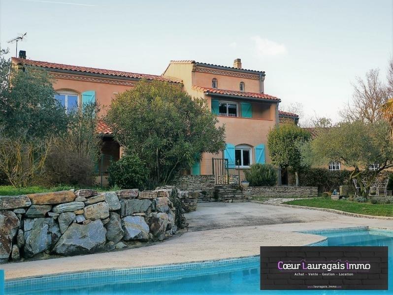 Vente maison / villa Quint- fonsegrives 499000€ - Photo 1