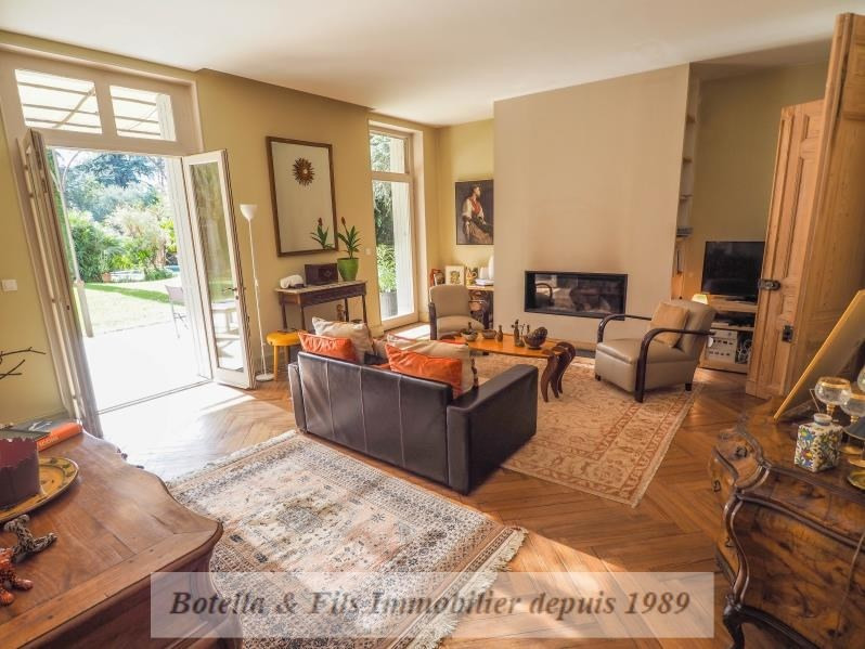 Deluxe sale chateau Uzes 760000€ - Picture 5