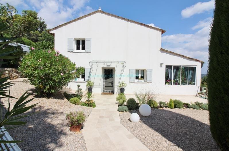 Vente de prestige maison / villa Cabris 1080000€ - Photo 3