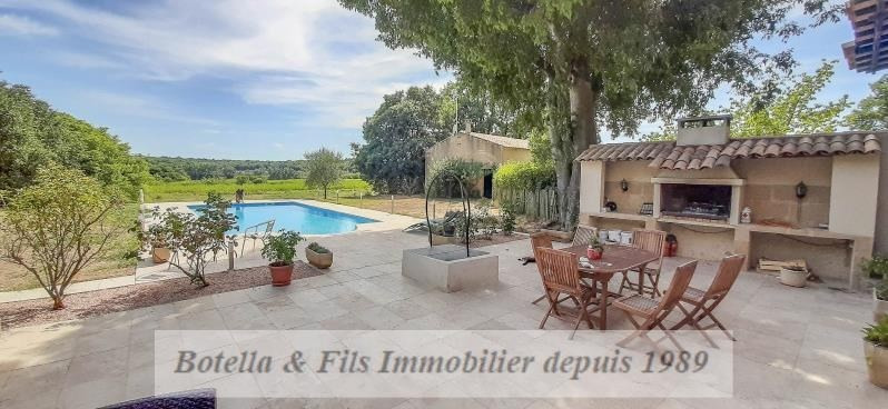 Vente de prestige maison / villa Uzes 699000€ - Photo 2