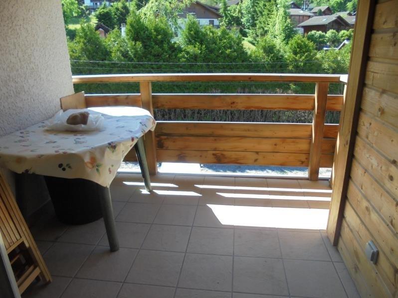 Sale apartment Mont saxonnex 180000€ - Picture 3