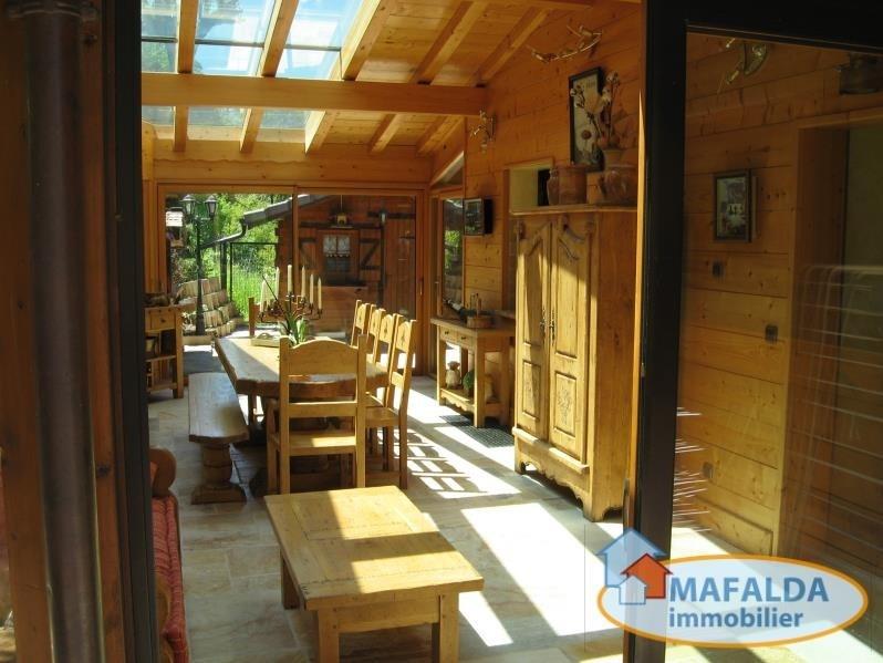 Location maison / villa Mont saxonnex 1350€ CC - Photo 5