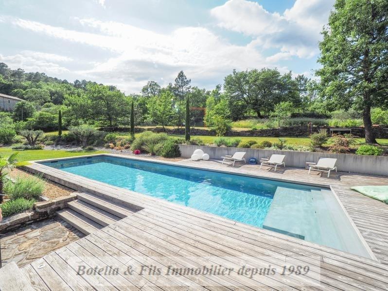 Verkoop van prestige  huis Barjac 835000€ - Foto 2