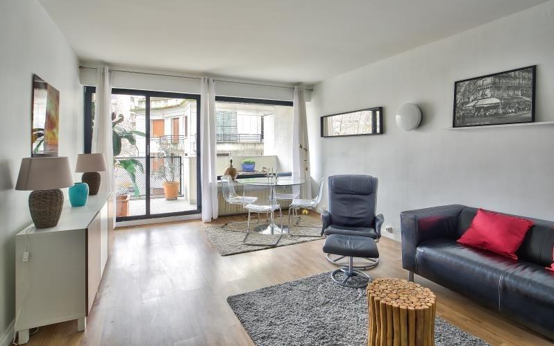 Rental apartment Paris 16ème 2680€ CC - Picture 12