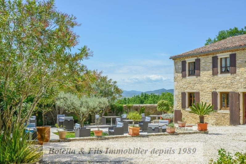Deluxe sale house / villa Uzes 1 685 000€ - Picture 14
