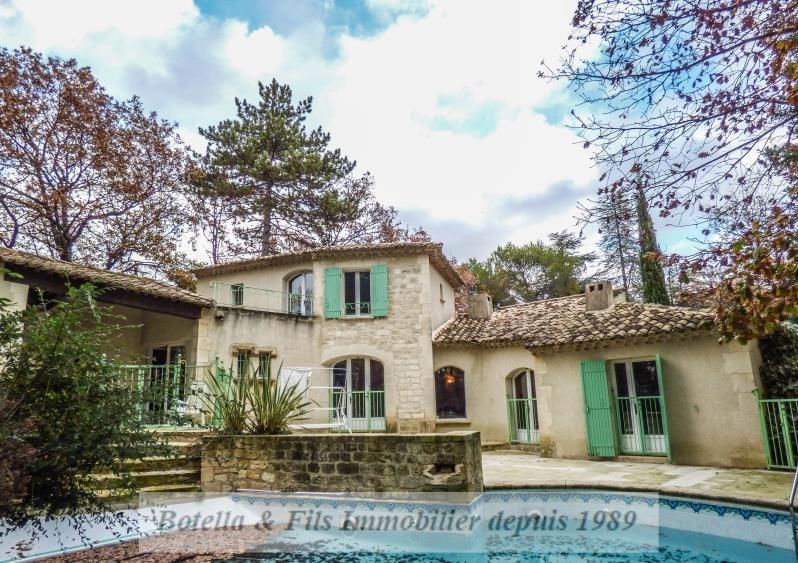 Vente de prestige maison / villa Uzes 599000€ - Photo 1